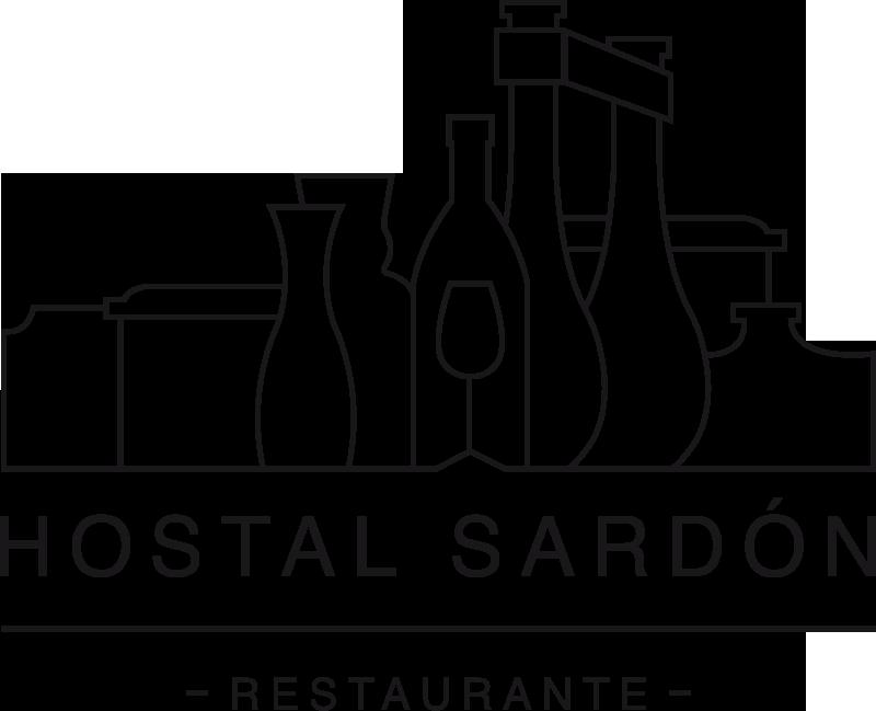 Hostal Sardón. Restaurante y alojamiento en Sardón de Duero